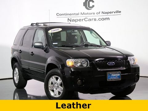Used Ford Escape Limited
