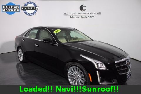 Used Cadillac CTS 2.0L Turbo Luxury