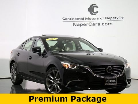 Certified Used Mazda6 Grand Touring Grand Touring