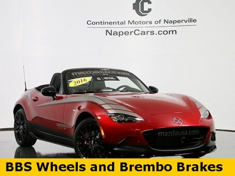 Certified Used Mazda MX-5 Miata Club