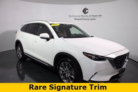Certified Used Mazda CX-9 Signature