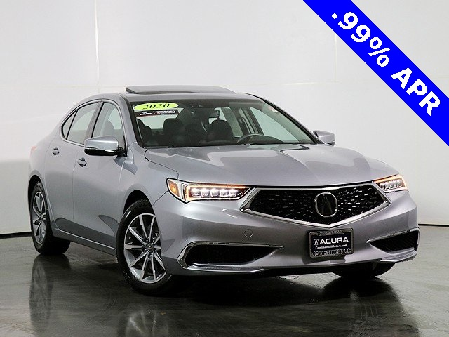 Pre-Owned 2020 Acura TLX 2.4L Technology Pkg