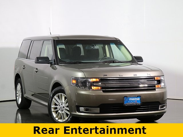 Pre-Owned 2013 Ford Flex SEL