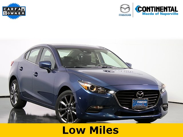 Certified Pre-Owned 2018 Mazda3 Touring W/Bluetooth