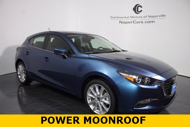 new 2017 mazda mazda3 touring 2 5 4d hatchback in naperville h263 continental mazda of naperville. Black Bedroom Furniture Sets. Home Design Ideas