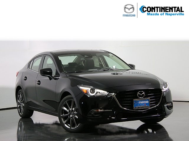 New 2018 Mazda Mazda3 Grand Touring 4d Sedan In Naperville 3j104