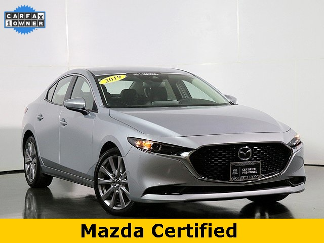 Certified Pre-Owned 2019 Mazda3 Preferred Certified