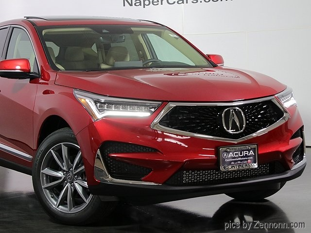 Pre Owned 2019 Acura Rdx Technology Package 4d Sport Utility In