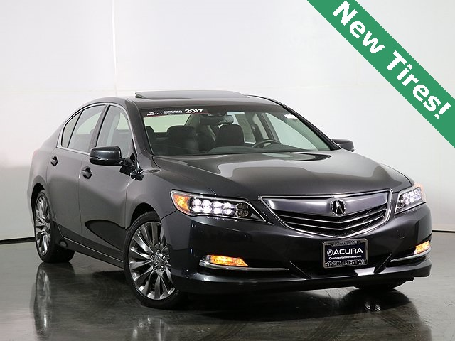 Pre-Owned 2017 Acura RLX Base