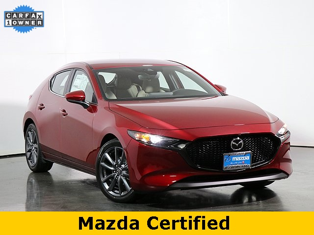 Certified Pre-Owned 2019 Mazda3 Preferred Package