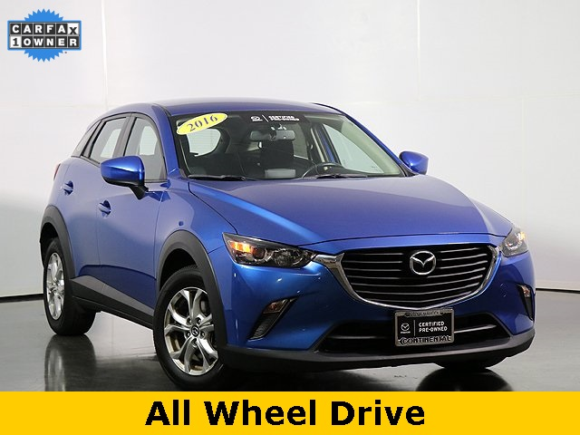Certified Pre-Owned 2016 Mazda CX-3 Sport AWD