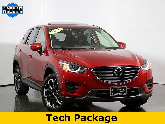 Certified Pre-Owned 2016 Mazda CX-5 Grand Touring W/I Activsense