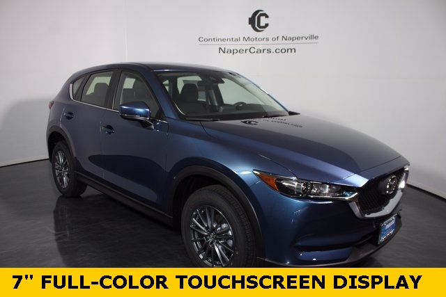 new 2017 mazda mazda cx 5 sport 4d sport utility in naperville h277 continental mazda of. Black Bedroom Furniture Sets. Home Design Ideas