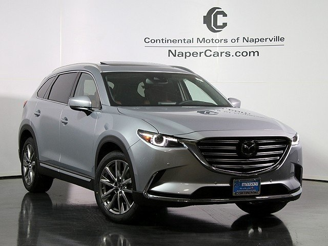 new 2018 mazda mazda cx 9 signature 4d sport utility in naperville 3j167 continental mazda of. Black Bedroom Furniture Sets. Home Design Ideas