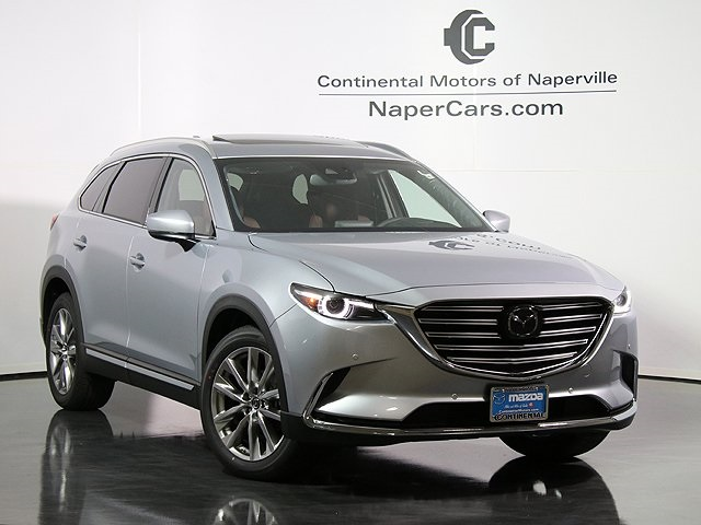 new 2018 mazda mazda cx 9 signature 4d sport utility in naperville 3j056 continental mazda of. Black Bedroom Furniture Sets. Home Design Ideas