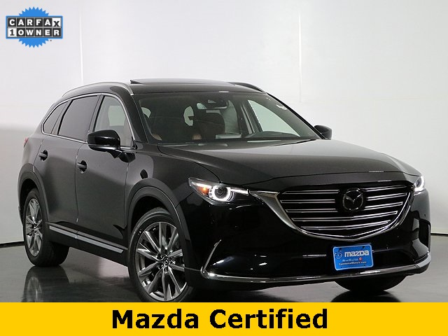 Certified Pre-Owned 2019 Mazda CX-9 Signature W/Nappa Leather