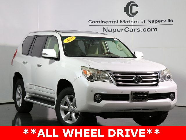 Pre-Owned 2010 Lexus GX 460 Premium 4D Sport Utility in Naperville ...