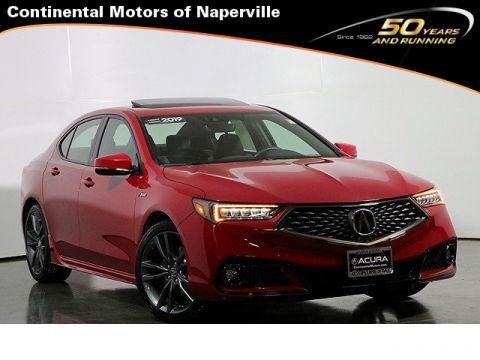 Pre-Owned 2019 Acura TLX 2.4L A-Spec Package