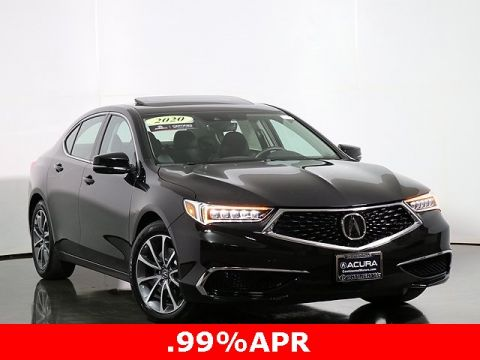 Pre-Owned 2020 Acura TLX 3.5L V6