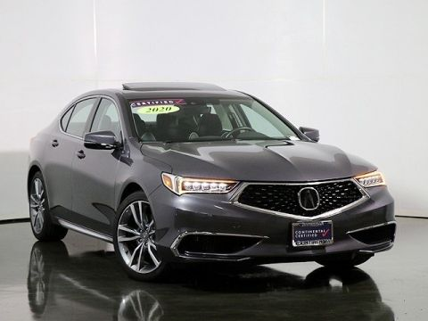 Pre-Owned 2020 Acura TLX 3.5L Technology Pkg