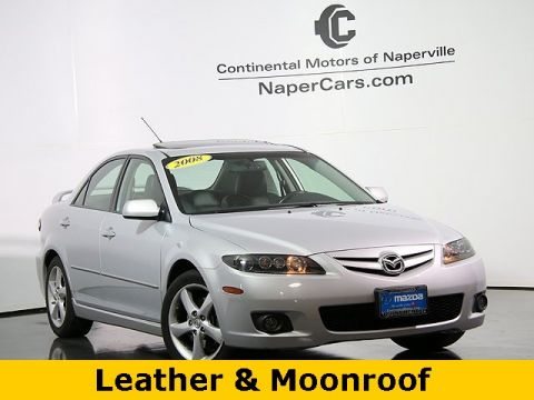 Pre-Owned 2008 Mazda6 i Grand Touring Grand Touring