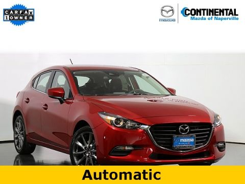 Certified Pre-Owned 2018 Mazda3 Touring W/Heated Seats