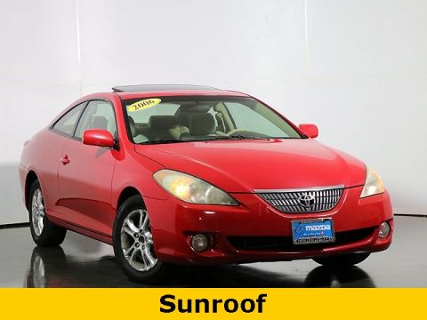Pre-Owned 2006 Toyota Camry Solara SE
