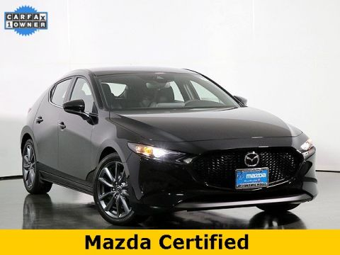 Certified Pre-Owned 2019 Mazda3 Base All Wheel Drive