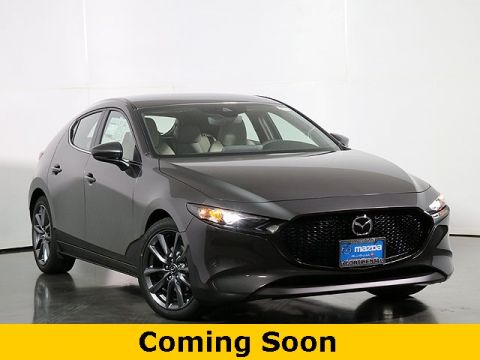 Certified Pre-Owned 2019 Mazda3 Base