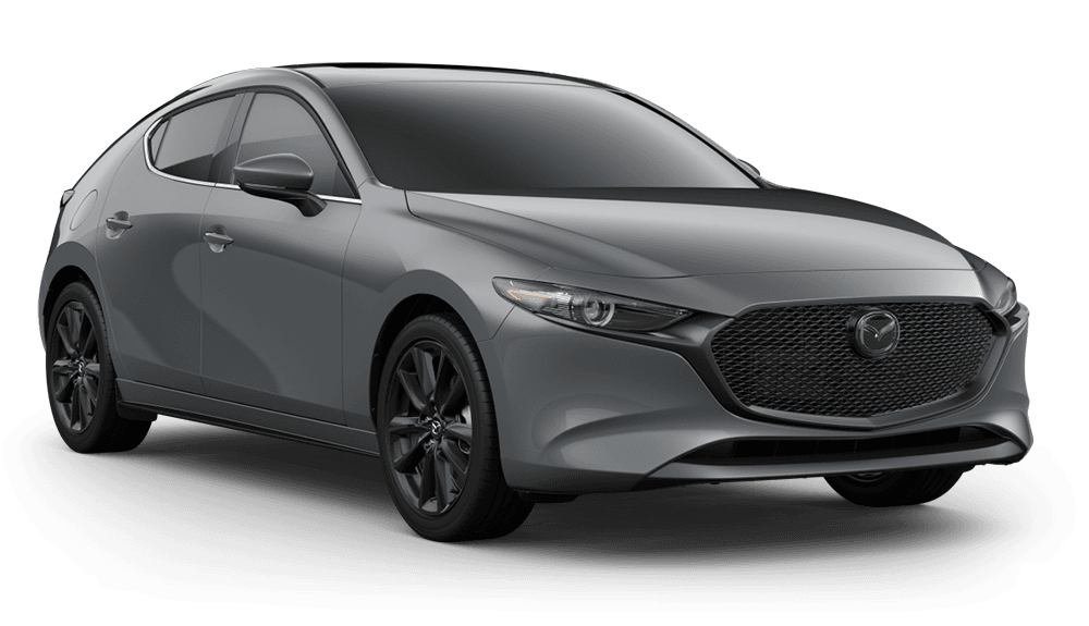 New 2019 Mazda3 Premium Package