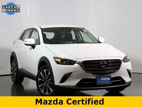 Certified Pre-Owned 2019 Mazda CX-3 Touring All Wheel Drive
