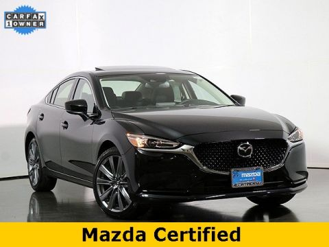 Certified Pre-Owned 2019 Mazda6 Grand Touring 1 Owner