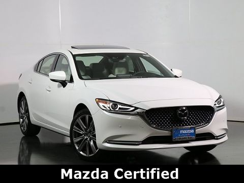 Certified Pre-Owned 2019 Mazda6 Signature W/Navigation