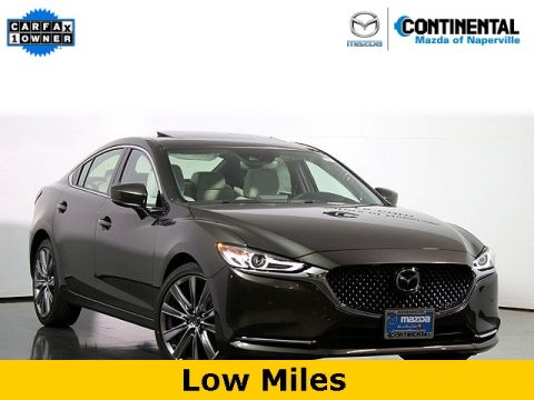 Certified Pre-Owned 2018 Mazda6 Signature W/SIRIUS SATELLITE RADIO