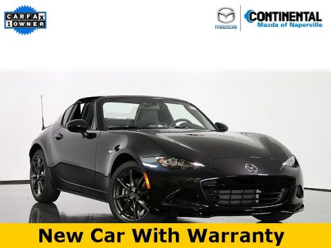 Pre-Owned 2017 Mazda MX-5 Miata RF Club