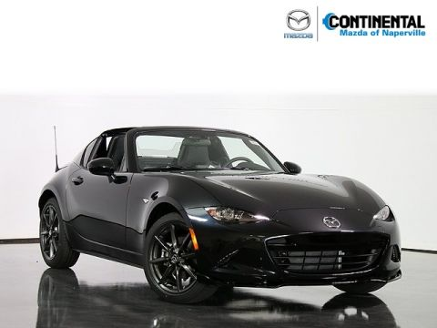 new 2017 mazda mx-5 miata rf club 2d coupe in naperville #3h624