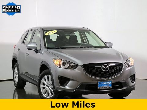 Pre-Owned 2013 Mazda CX-5 Sport W/Bluetooth