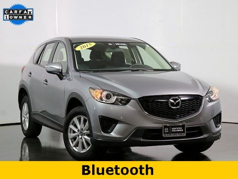Certified Pre-Owned 2015 Mazda CX-5 Sport W/Bluetooth