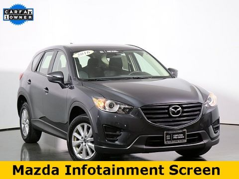 Certified Pre-Owned 2016 Mazda CX-5 Sport W/Cloth