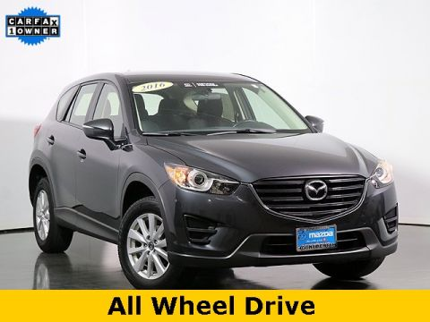 Certified Pre-Owned 2016 Mazda CX-5 Sport 2016.5
