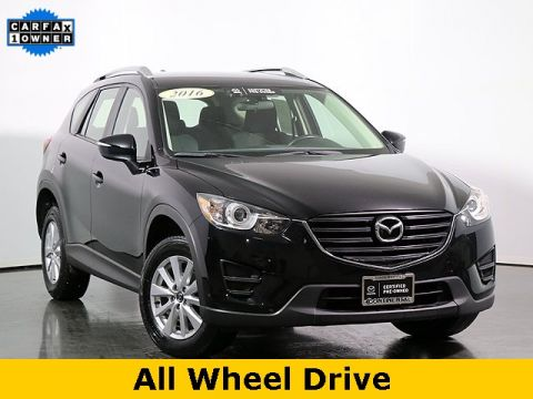 Certified Pre-Owned 2016 Mazda CX-5 Sport AWD