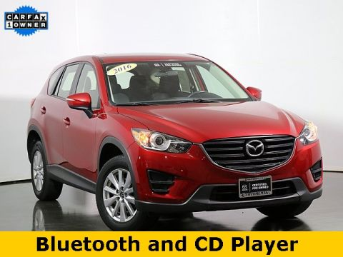 Certified Pre-Owned 2016 Mazda CX-5 Sport All Wheel Drive