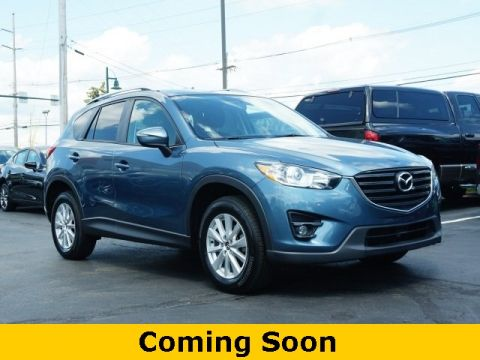 Certified Pre-Owned 2016 Mazda CX-5 Touring W/Navigation