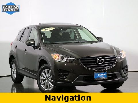 Certified Pre-Owned 2016 Mazda CX-5 Touring MOONROOF/BOSE PACKAGE