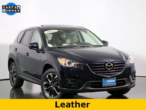 Certified Pre-Owned 2016 Mazda CX-5 Grand Touring W/Leather