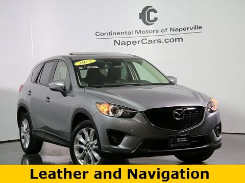 Certified Pre-Owned 2015 Mazda CX-5 Grand Touring