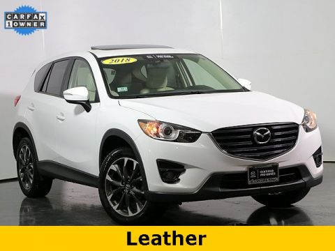 Certified Pre-Owned 2016 Mazda CX-5 Grand Touring w/ Bluetooth Hands Free