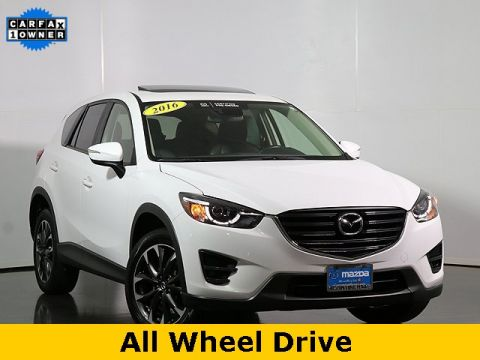 Certified Pre-Owned 2016 Mazda CX-5 Grand Touring W/Tech Package