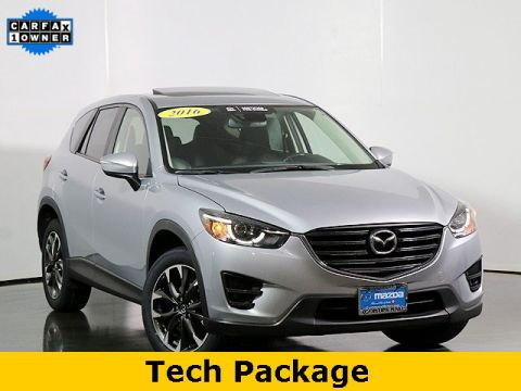 Certified Pre-Owned 2016 Mazda CX-5 Grand Touring 2016.5