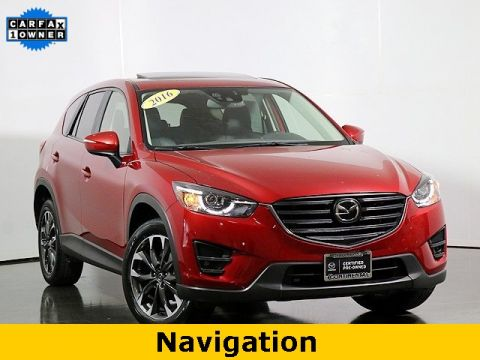 Certified Pre-Owned 2016 Mazda CX-5 Grand Touring Tech Package